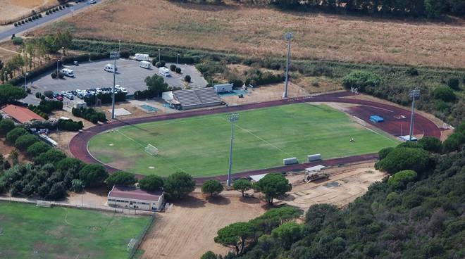 stadio di Casa Mora Castiglione
