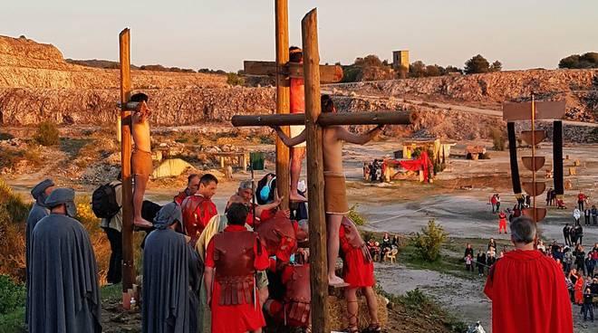 Via Crucis Vivente a Rutigliano