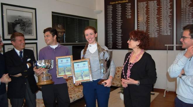 vincitori Gran Premio di Maremma golf