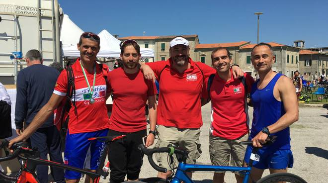 Challange di Roma Triathlon