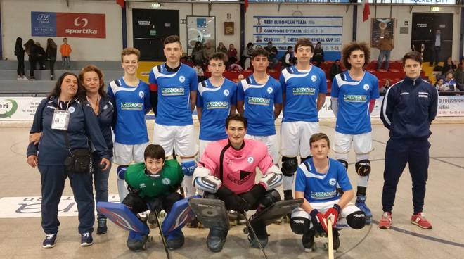 Follonica Hockey under 17, 2018