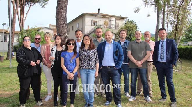 Gavorrano Progressista 2018 (candidati)