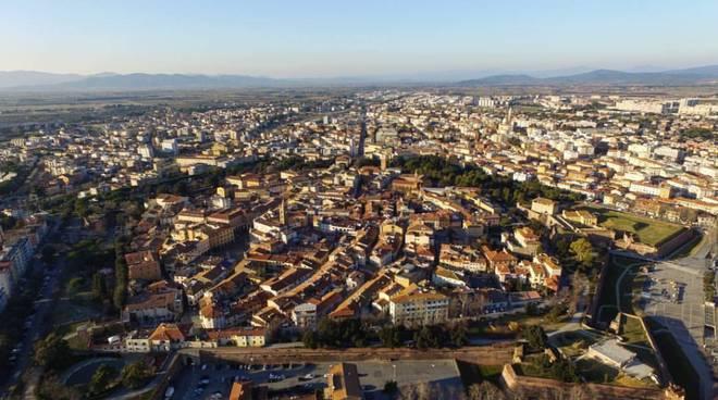 Città Grosseto panorama