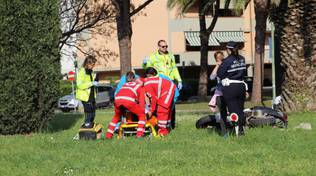 Incidente stradale rondò 2018