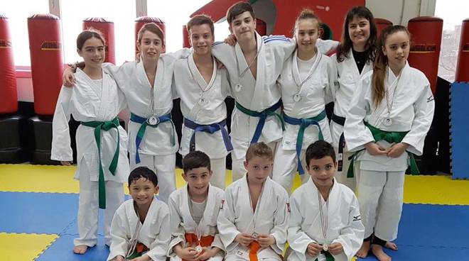 Judo Athlon