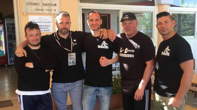 Light Boxe campionati regionali 2018