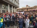 Manifestazione contro criminalità 2018
