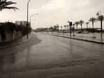 nubifragio pioggia Marina di Gr