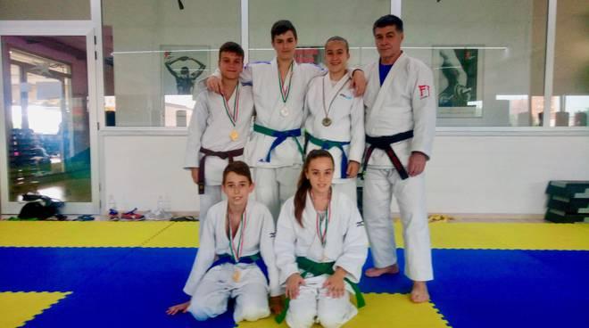 AthlonClub trofeo giovani samurai 2018