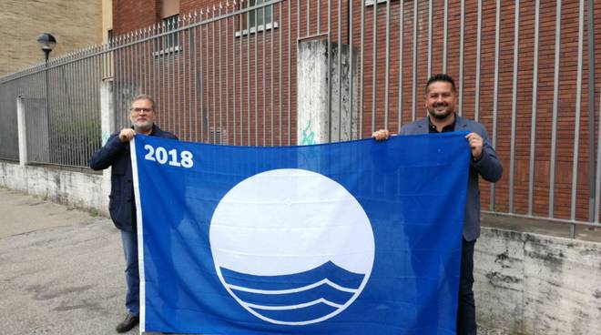 Bandiera Blu 2018 (Gr)