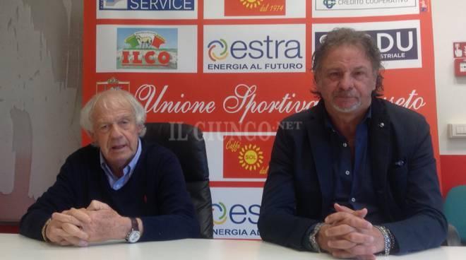 Bicchierai DS 2018 Grosseto e Mario Ceri