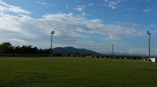 Campo sintetico Voltina Casotto