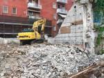 demolizione arena del turchese