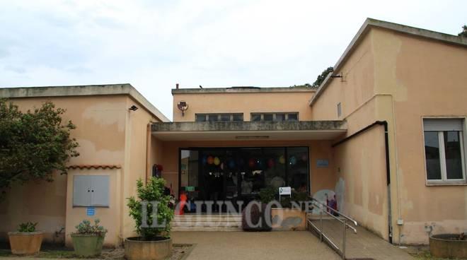 inaugurazione scuola Rodari 2018