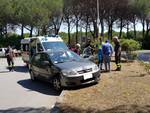 incidente stradale marina