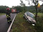 Incidente stradale vvf 2018