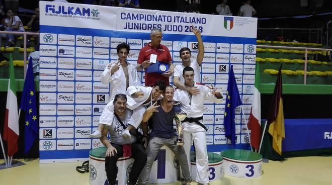 juniores judo U21
