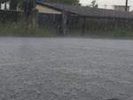 Maltempo pioggia grandine