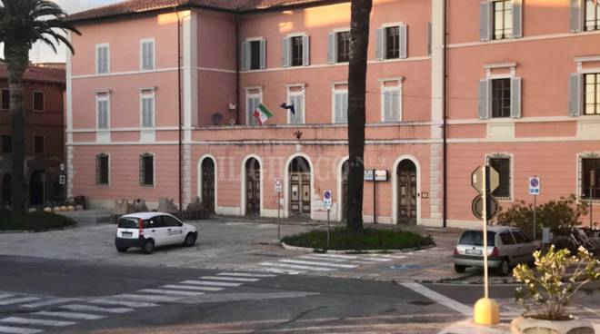Orbetello - comando polizia municipale