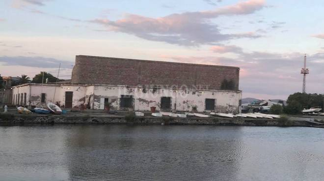Orbetello - società canottieri