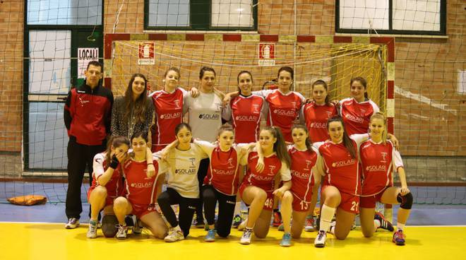 Solari handball pallamano