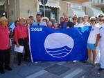 bandiera blu Marina 2018