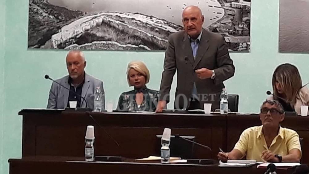 consiglio comunale Monte Argentario