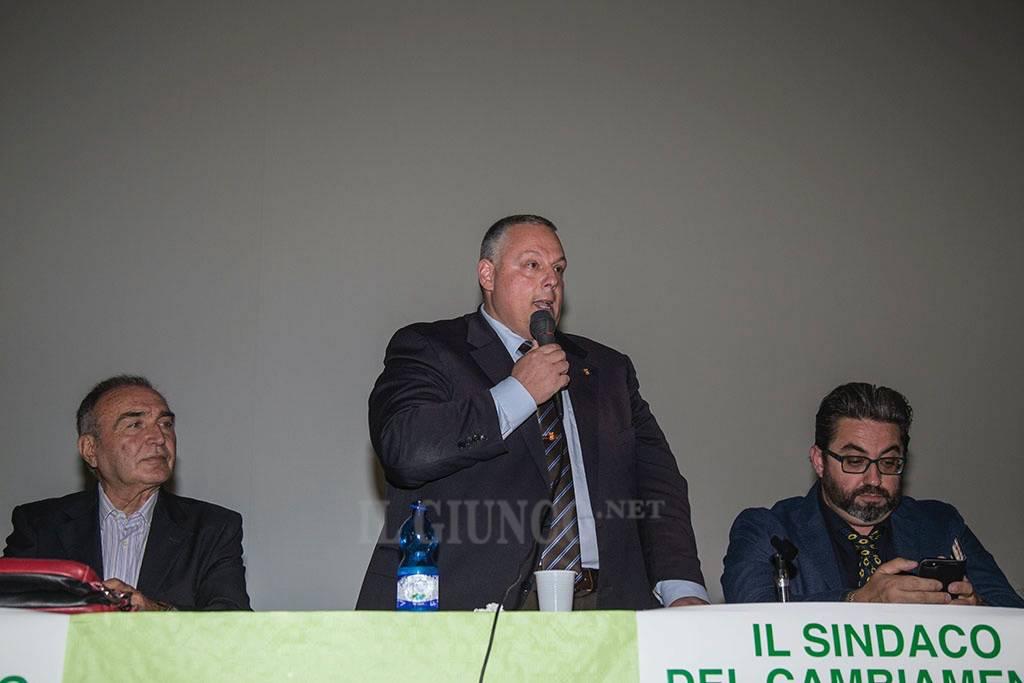 Di Curzio - Chiusura campagna elettorale