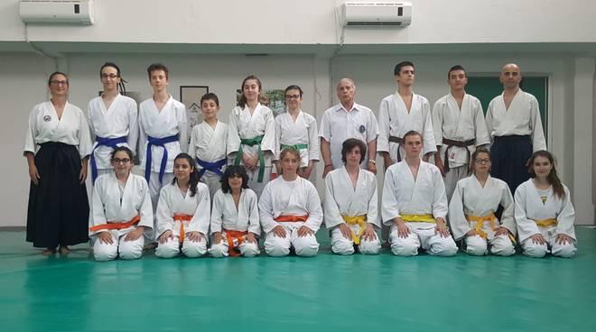 Esame graduazione Ju-Jitsu Sakura