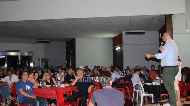 Festa vittoria Biondi 2018