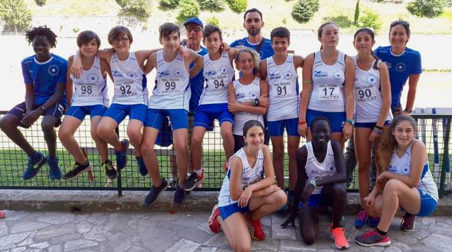 Follonica atletica semifinale regionale 18