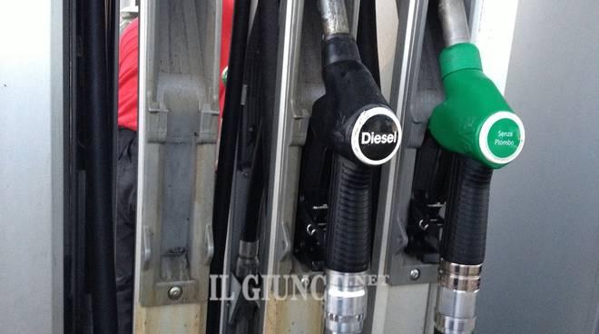 Gasolio Benzina distributore