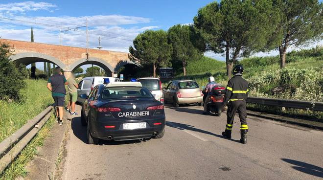 Incidente diversivo giugno 2018