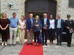prefetto torraco in visita a Manciano