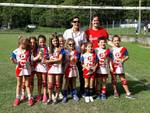 Volley Grosseto School al torneo Sotto i Castagni