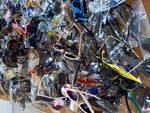 1500 occhiali contraffatti Gdf
