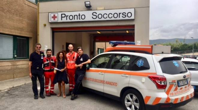 auto medica Orbetello