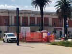 Cantieri in stazione 2018 luglio