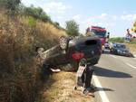incidente bivio cupi lu18