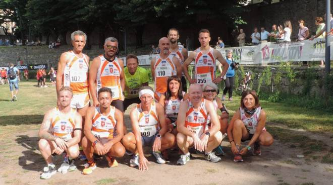 Marathon Bike - corsa in salita