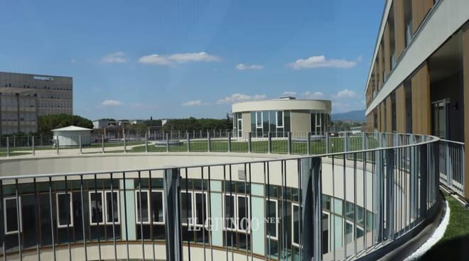 Ospedale nuovo - visita Saccardi 2018
