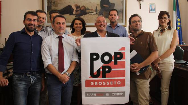 Pop Up progetto 2018