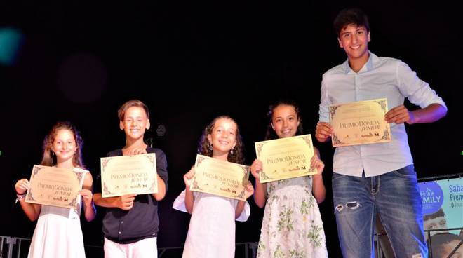 Premio Donida junior