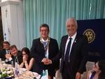 Angelo Barbetti  Rotary club Orbetello costa d'argento