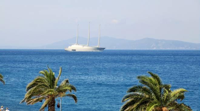 yacht A Argentario