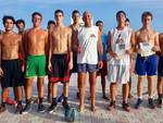 """3 vs 3 on the beach"" 18 vincitori 4 tappa"