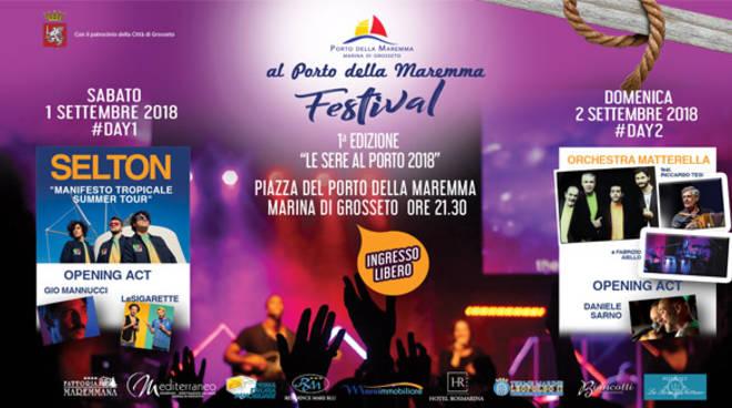 Al Porto della Maremma Festival