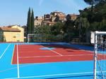 campo sportivo Bellacosta Sasso d'Ombrone
