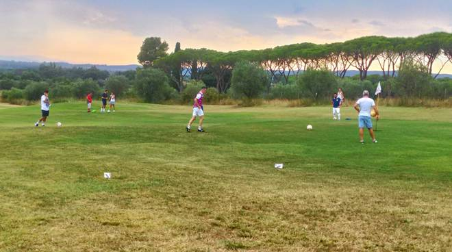 Footgolf summercup