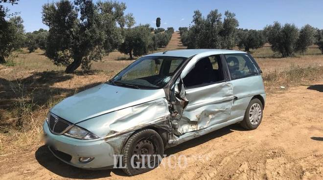 Incidente Alberese agosto 2018
